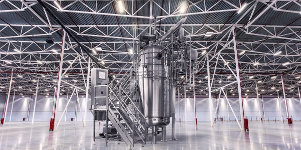 Serie I hangar 2